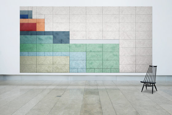 BAUX Acoustic Tiles by BAUX | Wall panels