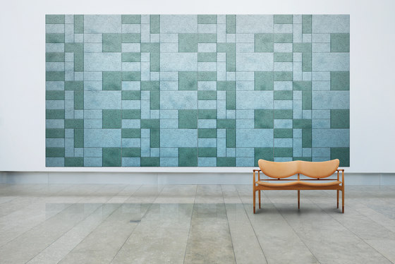 BAUX Acoustic Tiles by BAUX | Wood panels