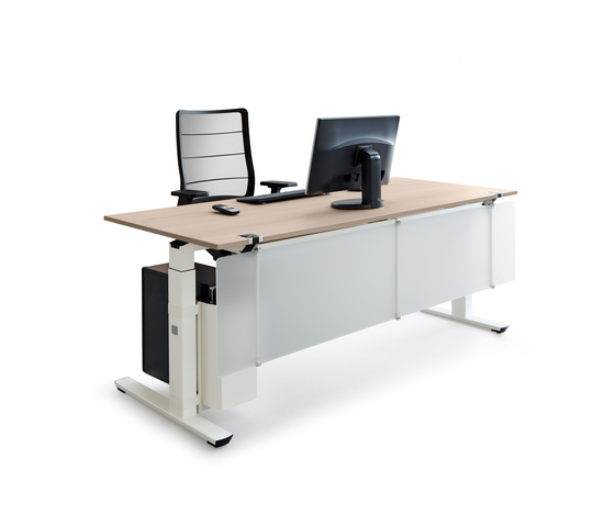 Crew by PALMBERG | Individual desks