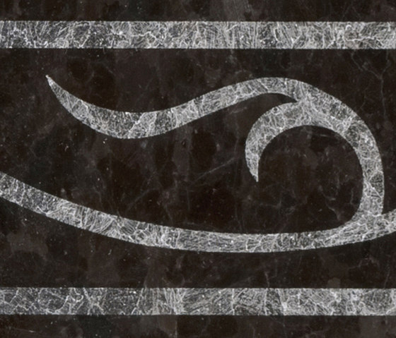 Naples | Brown Antique by Iqual | Natural stone tiles