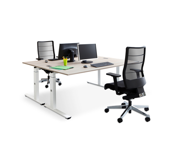Crew by PALMBERG | Desking systems