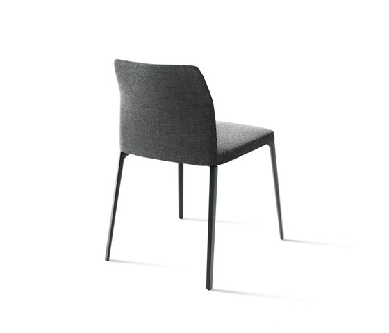 Nara chair by Desalto | Visitors chairs / Side chairs