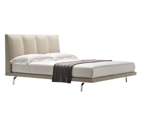 Agio | 1878 by Zanotta | Double beds