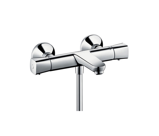 Hansgrohe Ecostat Universal Thermostatic Bath Mixer For Exposed Installation By