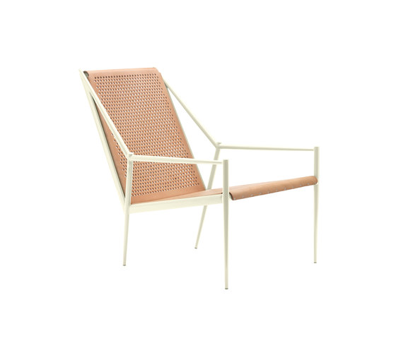 Acciaio Lounge by Cappellini | Lounge chairs
