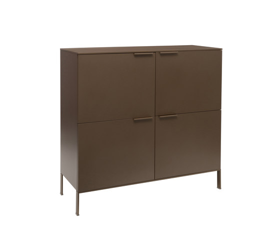 brest bronzo sideboards from cappellini architonic. Black Bedroom Furniture Sets. Home Design Ideas