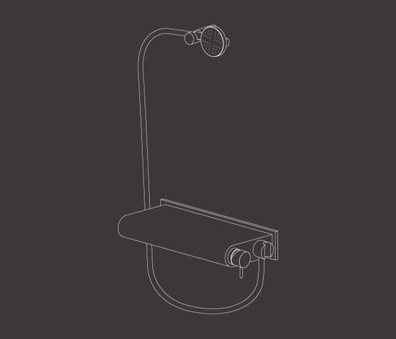 Milo360 MIL98 de CEADESIGN | Grifería para duchas