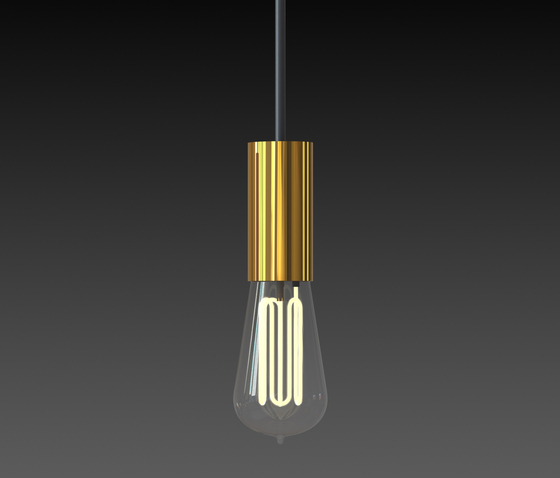 Pitch suspended lamp by Quasar | General lighting