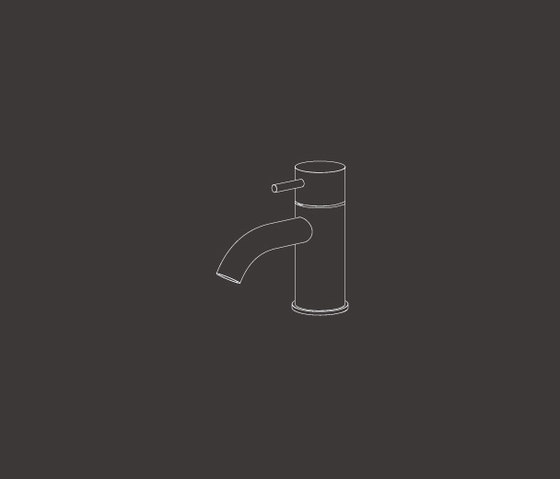 Milo360 MIL109 de CEADESIGN | Grifería para lavabos