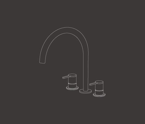 Innovo INV45 by CEADESIGN | Wash basin taps