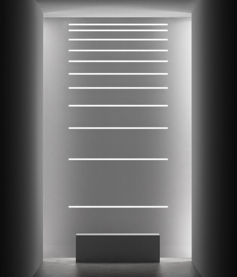 Nolita Trim Fluo XG2041 by Panzeri | Wall lights