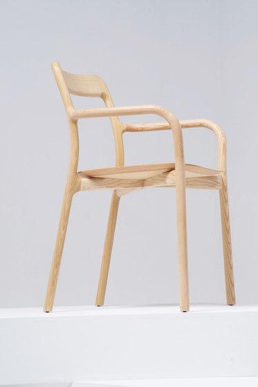 Branca Chair | MC2 de Mattiazzi | Sillas
