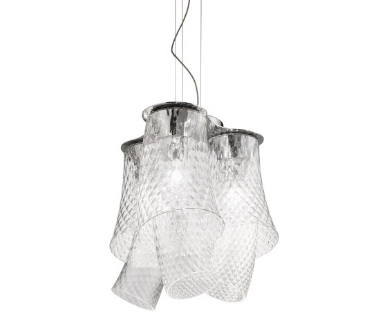 Assiba by Vistosi | Suspended lights