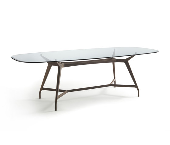 mirabeu ovale by Porada | Dining tables