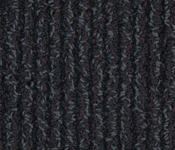 Camelia Loop dark grey-2 by Kateha | Rugs