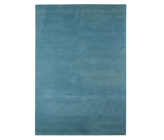 Sencillo Standard turquoise-13 by Kateha | Rugs