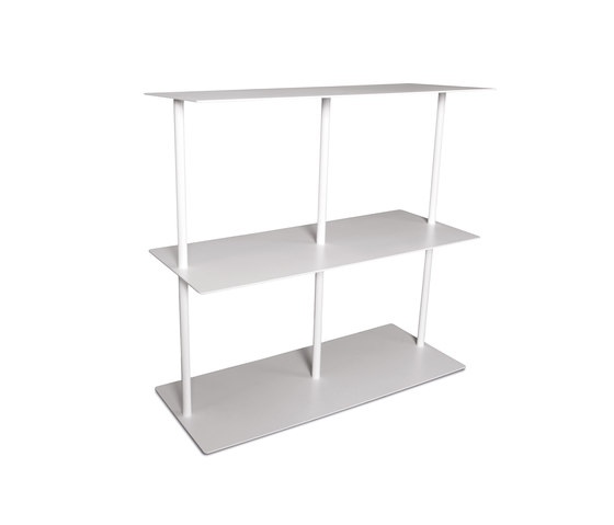 miss moneypenny shelf 002 by Radius Design | Office shelving systems