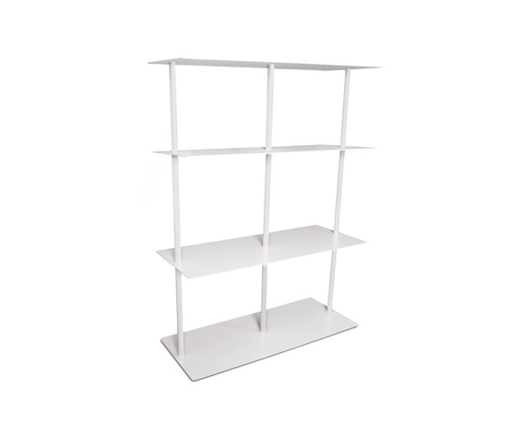 miss moneypenny shelf 003 by Radius Design | Office shelving systems