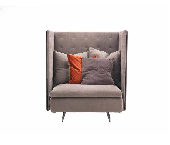 GranTorino HB Armchair de Poltrona Frau | Sillones lounge