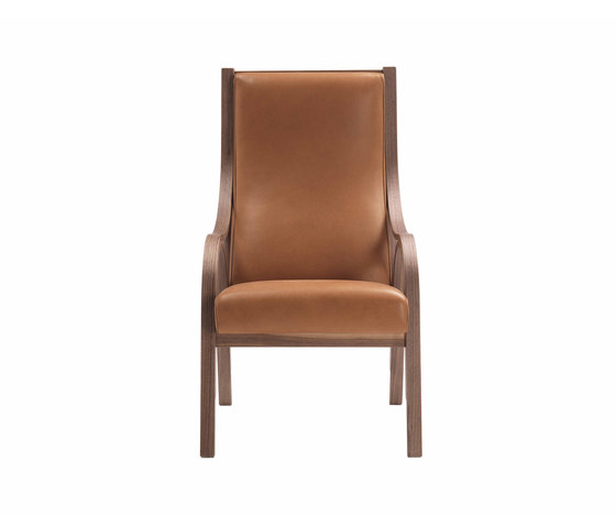 Cavour Armchair by Poltrona Frau | Lounge chairs