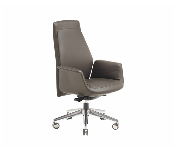 Downtown Executive by Poltrona Frau | Office chairs