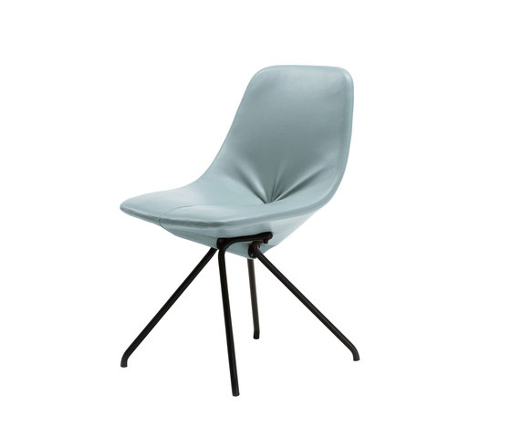 DU 30 by Poltrona Frau | Visitors chairs / Side chairs
