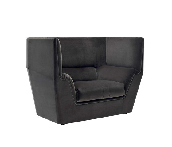 Cocoon loveseat by Fendi Casa | Lounge chairs
