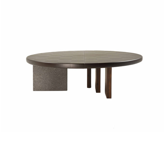 H_O Meeting low by Poltrona Frau | Conference tables