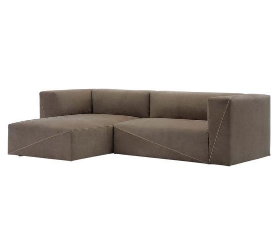 Diagonal by fendi casa sectional sofa sectional sorfa for Sectional sofa diagonal corner