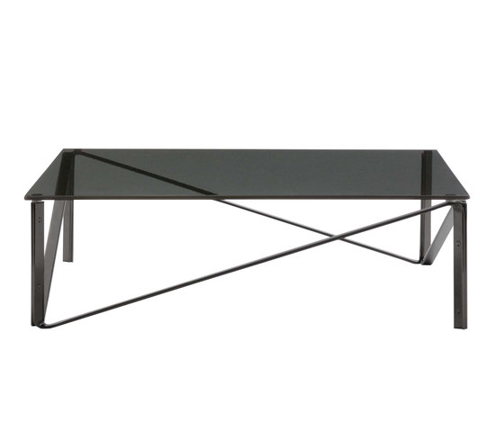 Diagonal coffee table by Fendi Casa | Lounge tables