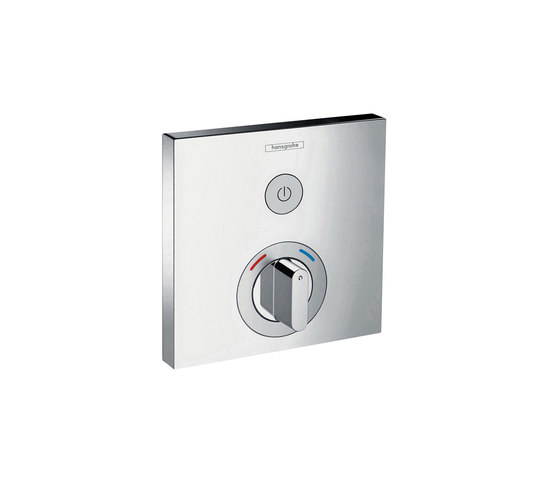 hansgrohe ShowerSelect Mixer for concealed installation for 1 function by Hansgrohe | Shower taps / mixers