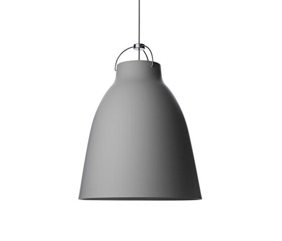 Caravaggio™ | Matt P4 Grey45 by Fritz Hansen | Suspended lights
