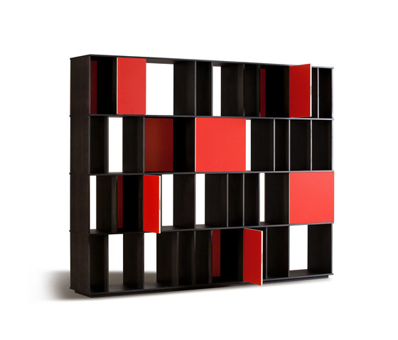 Codex bookcase by Morelato | Shelving systems