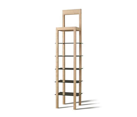 Errante bookcase by Morelato | Shelving