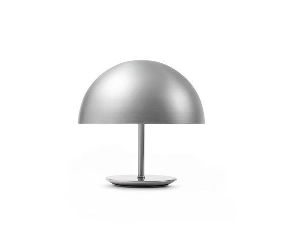 Baby Dome Lamp - Alu by Mater | Table lights