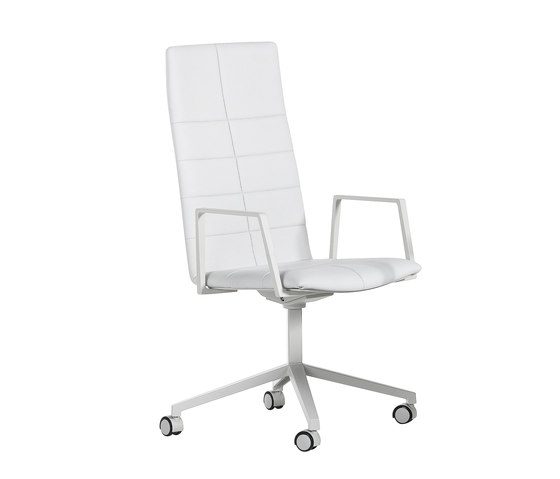 Archal Armchair 4-feet by Lammhults | Visitors chairs / Side chairs