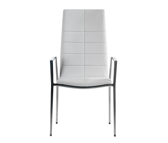 Archal Armhair 4-leg by Lammhults | Visitors chairs / Side chairs