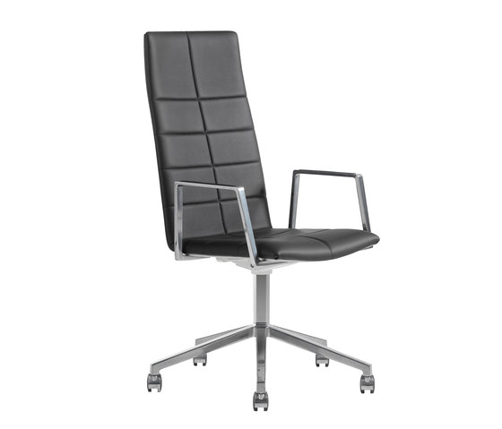 Archal Armhair 5-feet by Lammhults | Visitors chairs / Side chairs