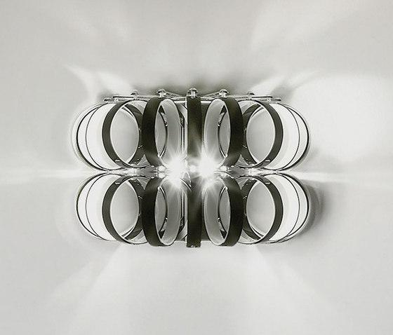 Ecos by Vistosi   Wall lights