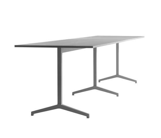 Archal T table by Lammhults | Seminar tables
