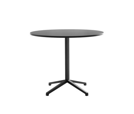 Archal X table by Lammhults | Cafeteria tables
