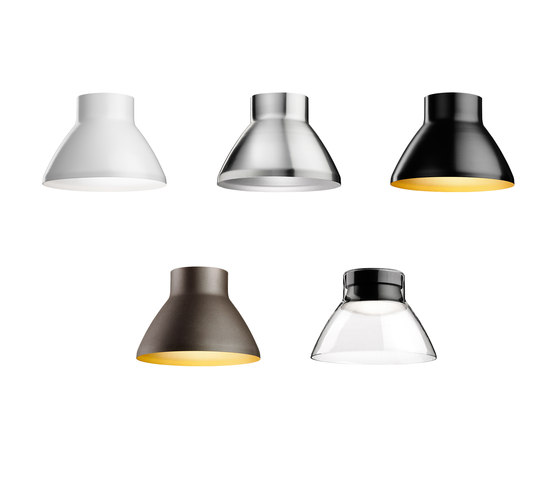 Light Bell by Flos | Pendant lights in aluminium