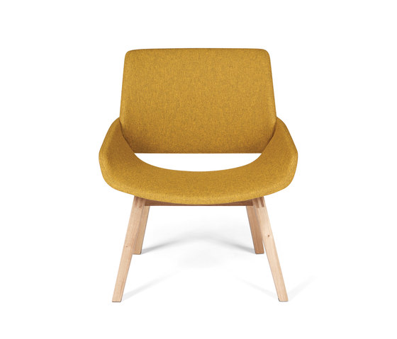 Monk armchair by Prostoria | Lounge chairs