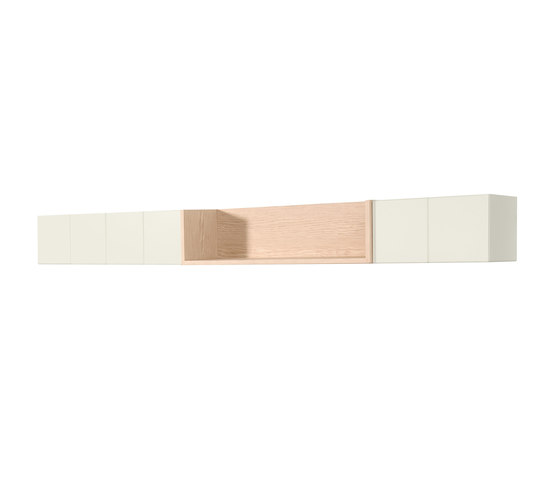 Mos-i-ko 005-01 C by al2 | Wall shelves