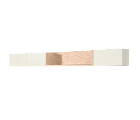 Mos-i-ko 005-01 C de al2 | Baldas / estantes de pared