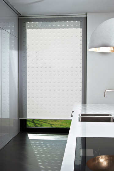 Rollo Rondo R by Création Baumann | Roller blinds