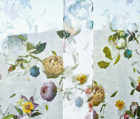 Rose Voile panel curtain by Création Baumann | Curtain fabrics