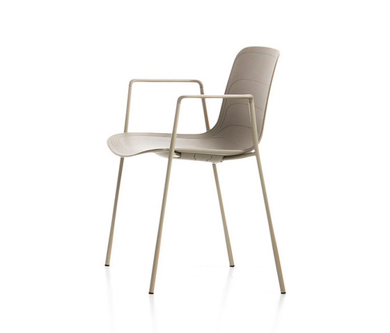 Grade | Armchair by Lammhults | Visitors chairs / Side chairs