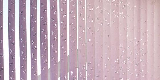 LASER RISE V - 0 by Création Baumann | Vertical blinds