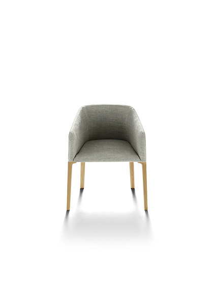 Chesto by De Padova | Visitors chairs / Side chairs